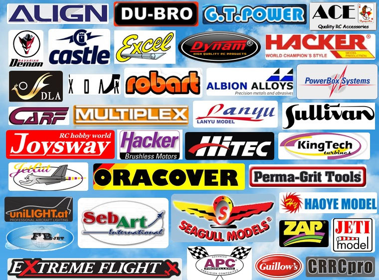 Biggest Model Aircraft shop in South Africa