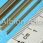Brass i beam alb 6x3mm (1)