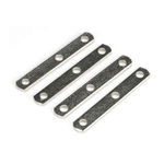 Steel straps dubro nickel plated (4)