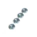 Hex nuts du-bro (steel) 6-32 (4) (h)