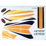 Decal set dynam meteor