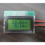 Volt meter two board lcd feibao