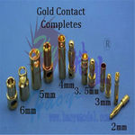 Bullets haoye gold contacts (5mm) sls