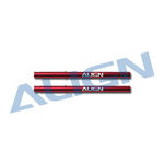 Align main shaft (100) red