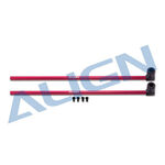 Align tail boom 150 red