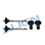 Aligh torque tube rear drive gear(450)