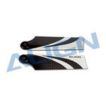 Align 70 tail blade carbon
