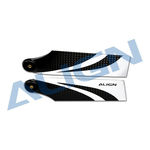 Align tail blade carbon 90
