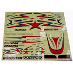 Decal sheet mpx rockstar