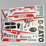 Decal sheet mpx mentor sls