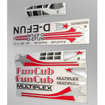 Decal sheet mpx funcub