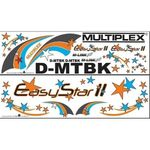 Decal sheet mpx easystar ii sls