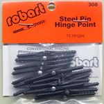Hinge point robart 3.2mm steel pin (15)