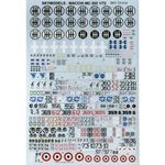 Decal set sebart macchi mc-72 50e v2