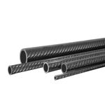 Carbon rod 12mm/10mm id haoye (tube)