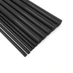Fiberglass rod 5mm haoye (solid)