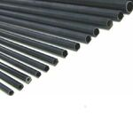 Fiberglass rod 4/8.0mm id haoye (tube)