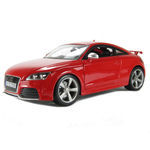 Die cast burago audi tt rs (red) 1/18