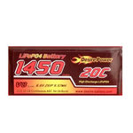 Battery dp 6.6v1450 (20c) rx (lifep04)