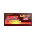 Battery dp 6.6v2100 (20c) (lifep04) jr