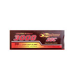 Battery dp 6.6v3000 20c rx lifep04 deans