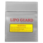Safe pack gtp lipo bag (silver)