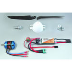 Powerdrive mpx `easyglider pro 3s` std