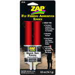Glue zap q/set epoxy fly fish (14.1gr)