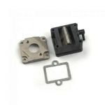 Carburetor mount crrc (gf55ii)