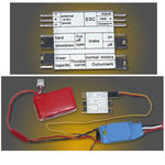Program card dynam 3-in-1 for stab  esc