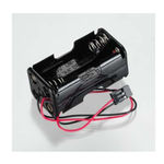 Receiver battery box hitec (high channel