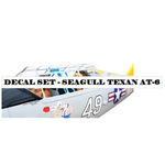 Decal set seagull texan at-6