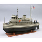 Kit dumas us army 74` st tug boat