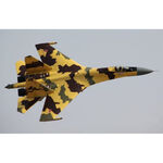 Kit fw su-35 dual70mm camo twin pnp