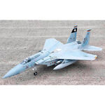 Kit fwing f-15c eagle s/scale 90mm pnp