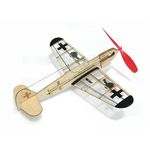 Kit guillow balsa rubber (german fighter