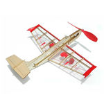 Kit guillow balsa rubber (rock star jet)