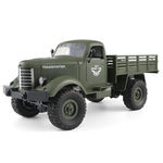 Truck offroad military transp2 4wd 1:16
