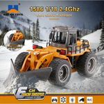 Truck snow sweeper (1586) (9ch)
