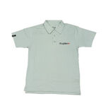 Polo shirt jeti grey l