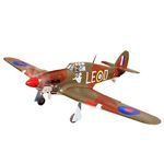 Kit seagull hawker hurricane 33cc