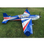 Kit ex/flight extra 300 91 blue