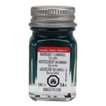 Enamel paint testors flat hunter green